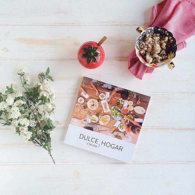 Dulce y salado hogar - el libro