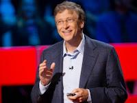 Bill Gates : Penduduk muslim adalah kalangan terbanyak memberikan donasi