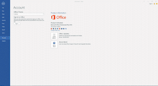Office 16 Cover