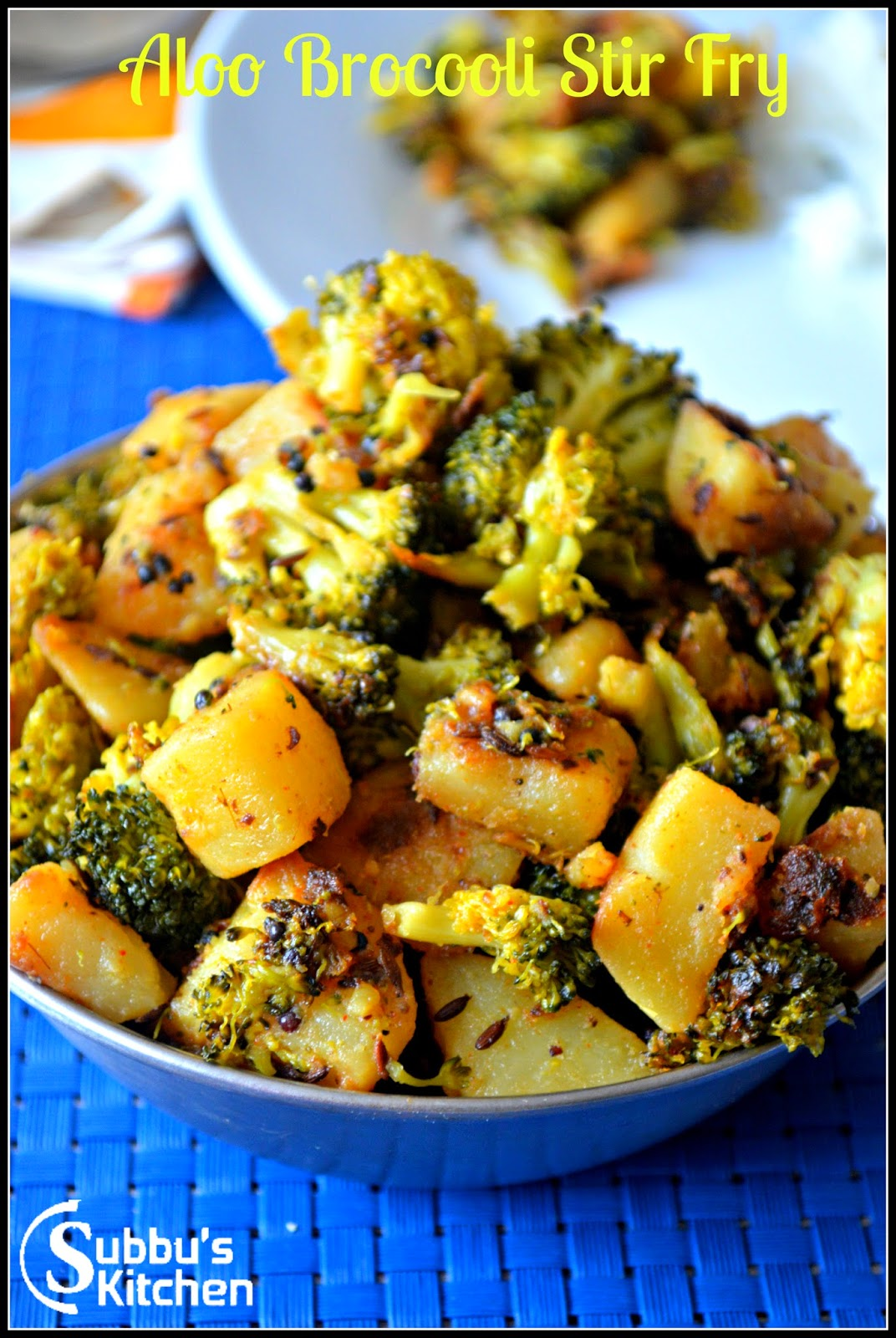 Easy indian recipes with cauliflower and broccoli