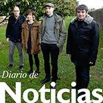 Parque Txantrea Sur en Diario de Noticias