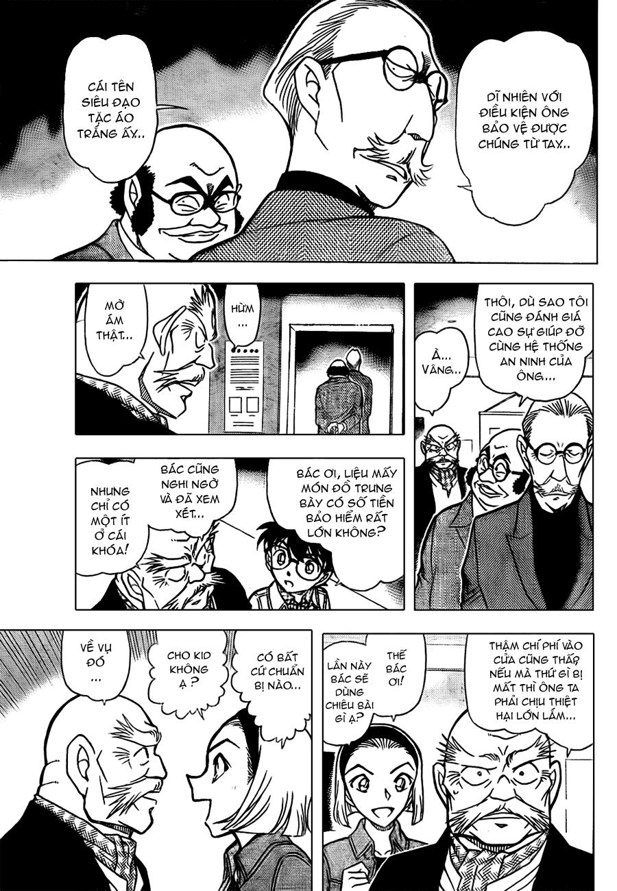 Detective Conan - Thám Tử Lừng Danh Conan chap 731 page 11 - IZTruyenTranh.com