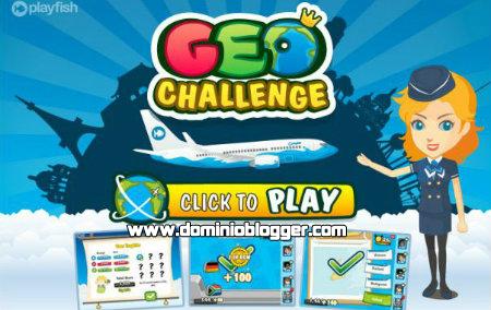jugar Geo Challenge en Facebook