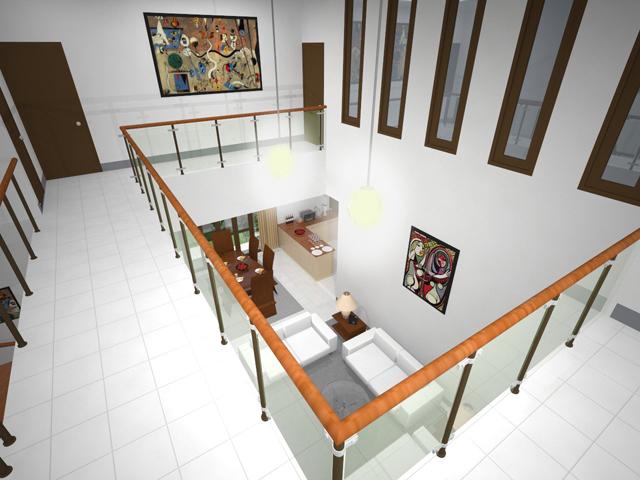 Desain Arsitek Rumah Minimalis Sederhana - Interior Rumah
