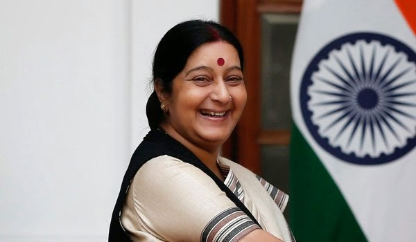 My visit a piece of abnormal state engagement with Colombo: Sushma Swaraj