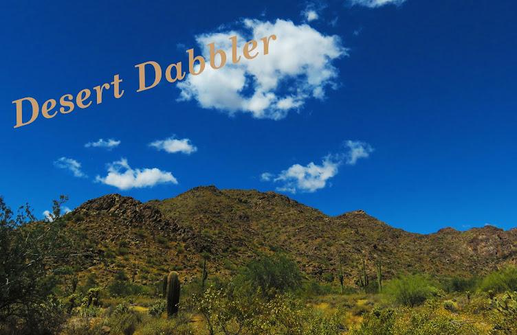 Desert Dabbler