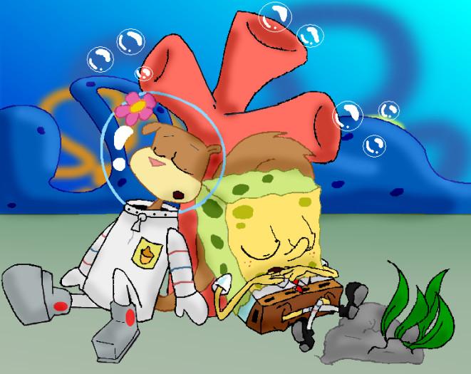 Spongebob Schwammkopf Sex Vidoes Mit Sandy Gratis