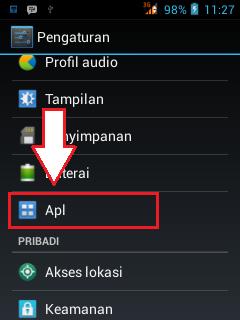 Cara Logout Akun BBM Android dengan Mudah