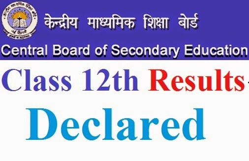 CBSE 12th Result 2015