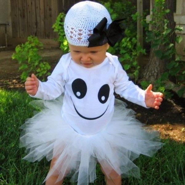 disfraces para bebé con falda de tul