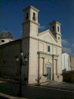 Iglesia Transfiguración del Señor S.XVII