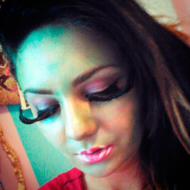 maquillaje estilo venus mcflytrap de las monster high