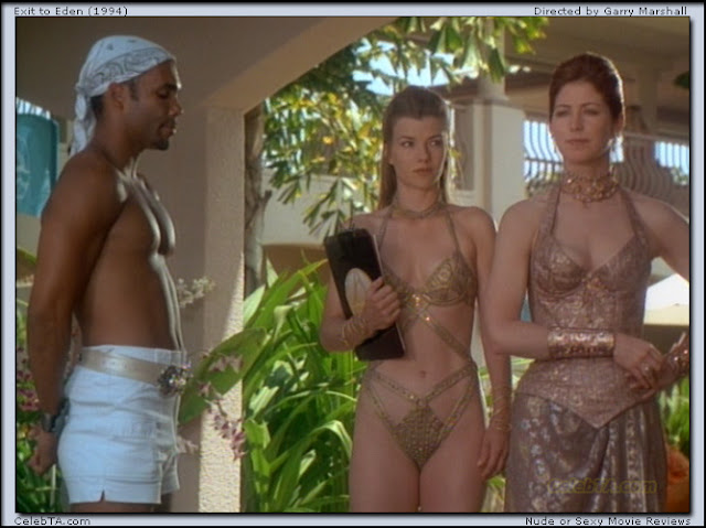 Excited Dana delany exit to eden nude naked rather good