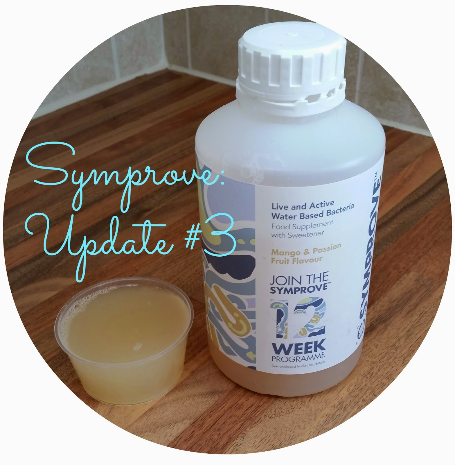 symprove 12 week programme update 3 my general life ibs