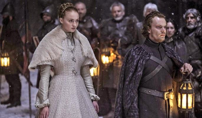 Casamento Sansa e Ramsay