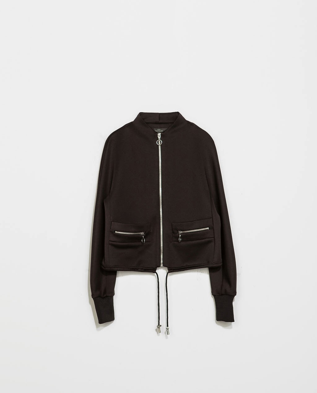 Cazadora de neopreno, Zara, jacket