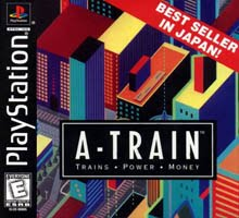 Download - A-Train - PS1 - ISO