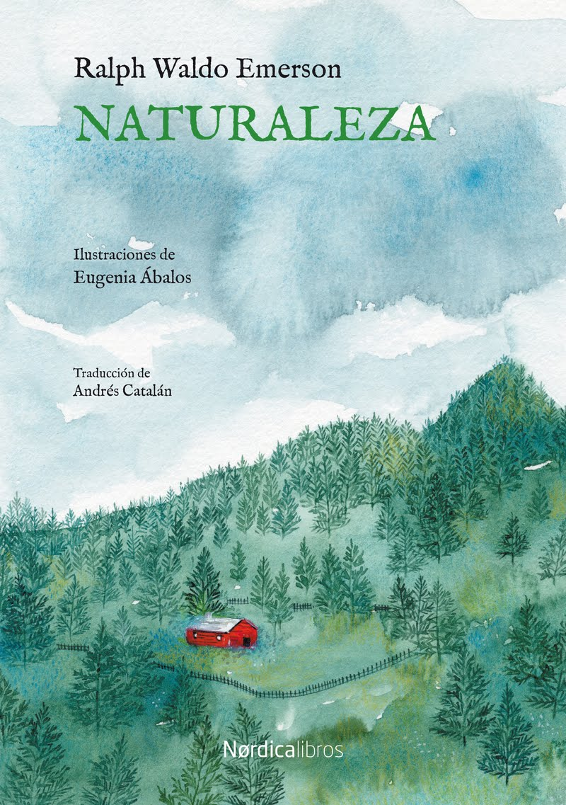 R. W. Emerson, Naturaleza, Nórdica, 2020