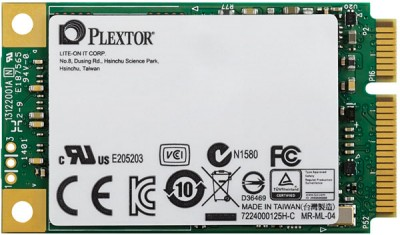 Plextor M6M, SSD mSATA Nan Kompak & Cepat