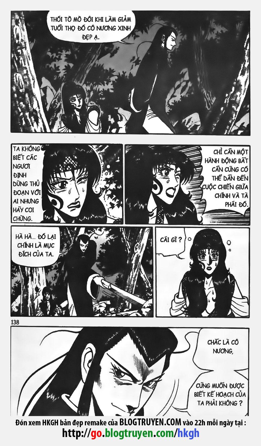 Hiệp Khách Giang Hồ chap 53 page 4 - IZTruyenTranh.com