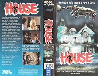 House Movie VHS 1980s
