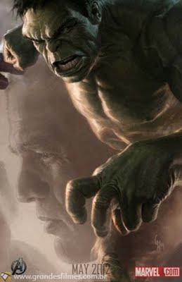 Os Vingadores - Hulk