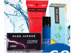 Shopclues: Park Avenue Combo Pack(cool blue,good morning )- 150 ml at Rs. 199
