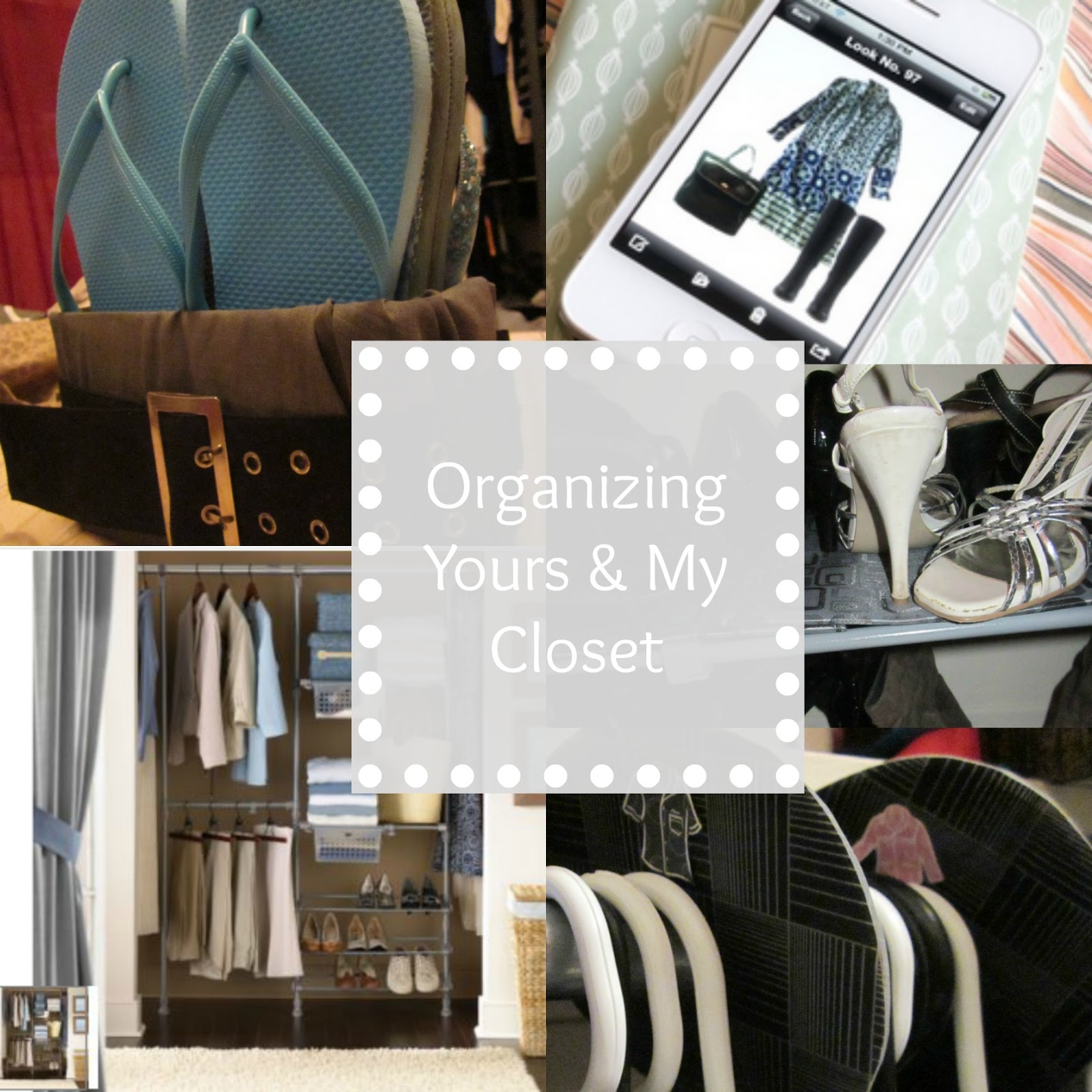 How to Organize the Closet