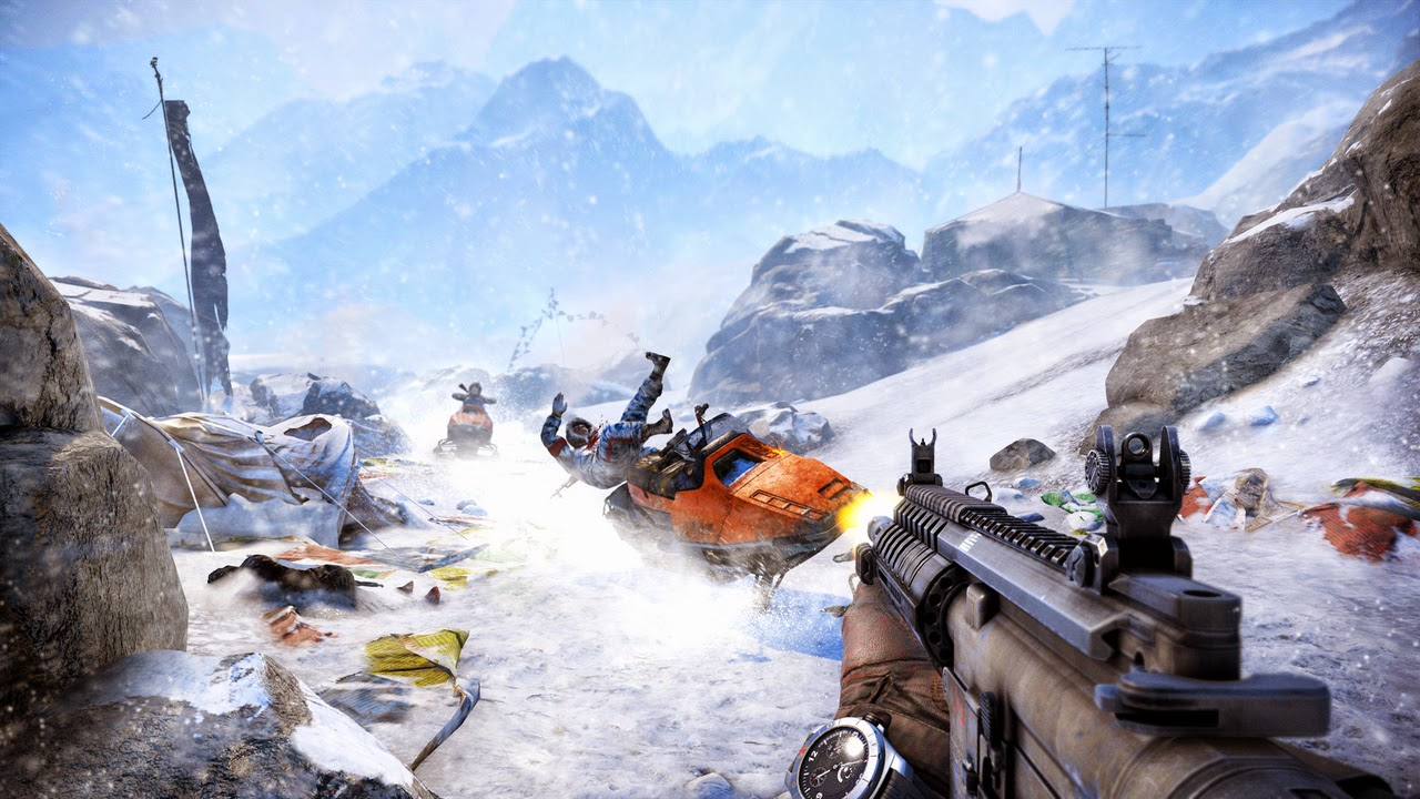 Far Cry 4 PC Game Free Download Full Version -Fully PC ...