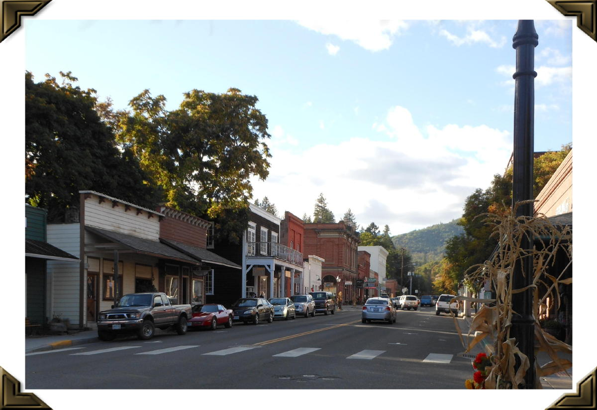 The Accidental Trailerist Historic Jacksonville Oregon