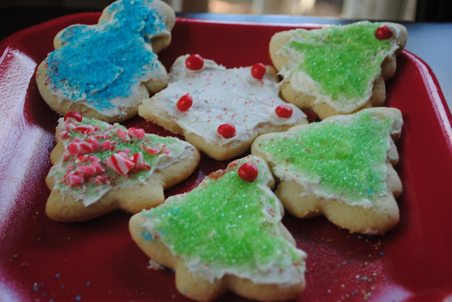 A Holiday Favorite: Sugar Cookies