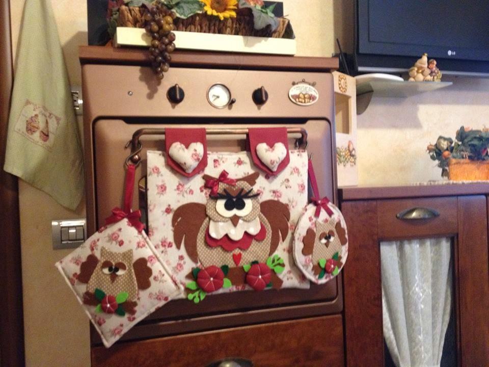 Декор для кухни сшить своими руками 11
