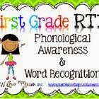RTI for 1st: Phonics