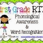 RTI for 1st: Phonics