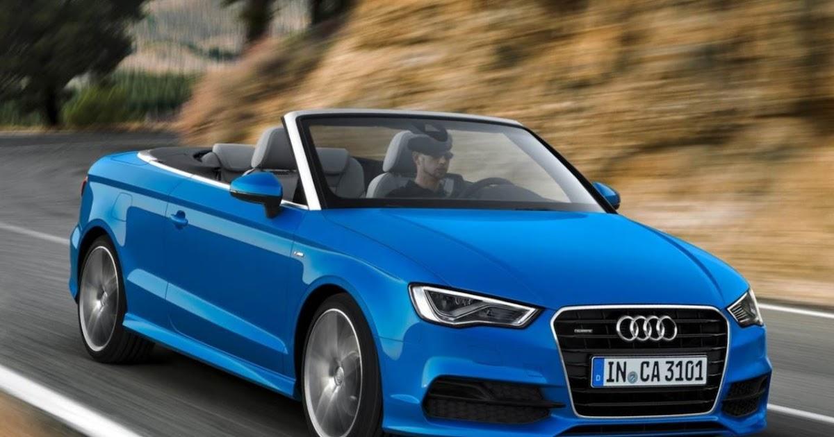 Novo Audi A3 conversível: preço de R$ 96 mil, na Alemanha