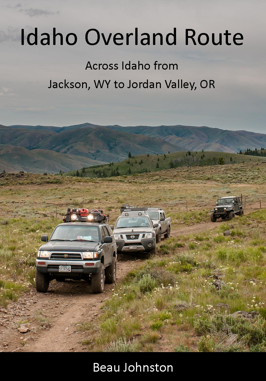 Overlanding Idaho+Overland+Route