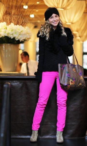 como usar look pink