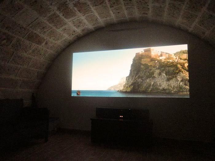 Multi Use room 1 (Cinema Room)