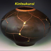 Kintsukuroi = A repara cu aur | Legendă japoneză