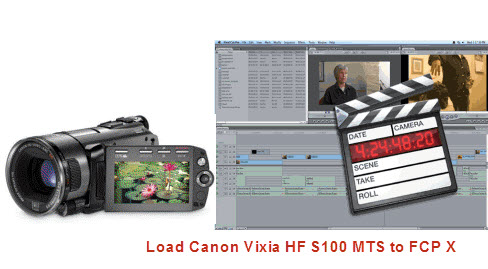 how to import avchd into final cut x