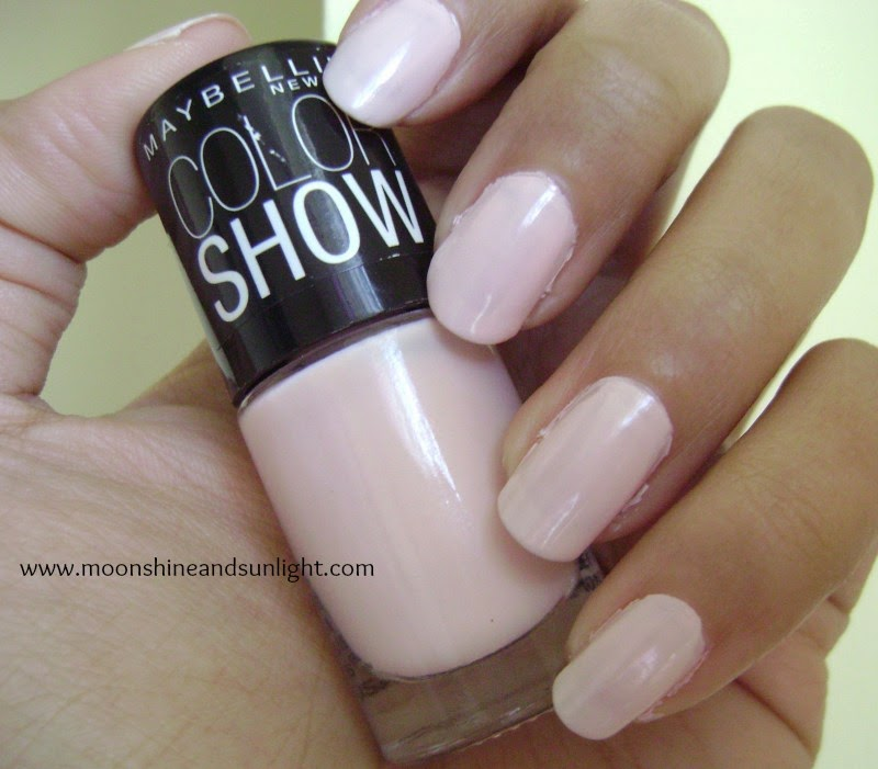 Maybelline Colorshow Constant Candy review and swatch
