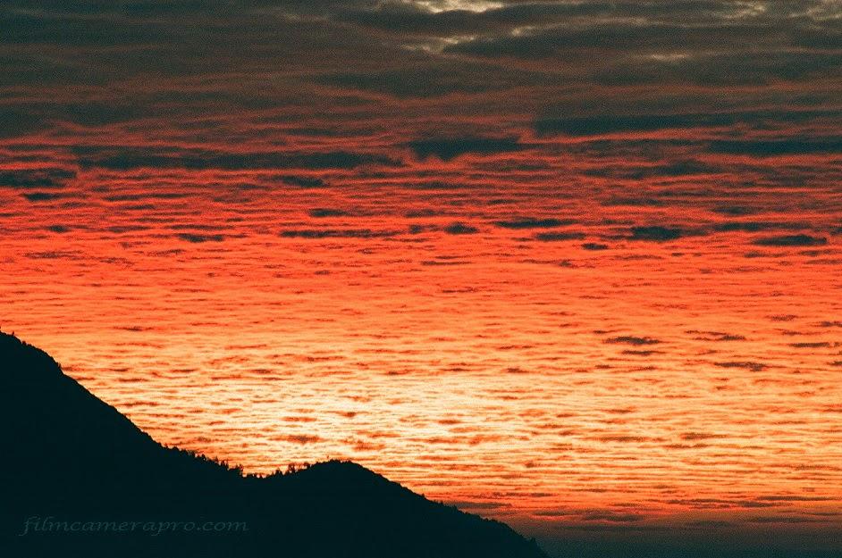 Mentigen sunrise