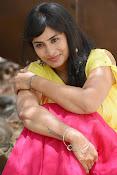 Aparna Glam pics in yellow top-thumbnail-7