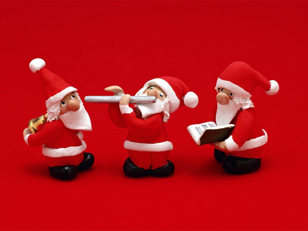 Funny image collection santa claus pictures
