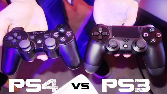 Sony PS3 vs PS4 Specs Comparison: Graphics, Controller, Games, Price Differences