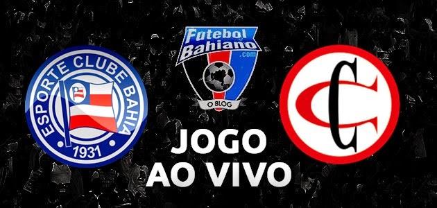 Bahia x Campinense AO VIVO