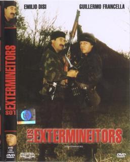 descargar Los Extermineitors – DVDRIP LATINO