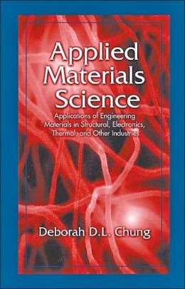 Book: Applied Materials Science by Deborah D.L. Chung [Engineersdaily.com]
