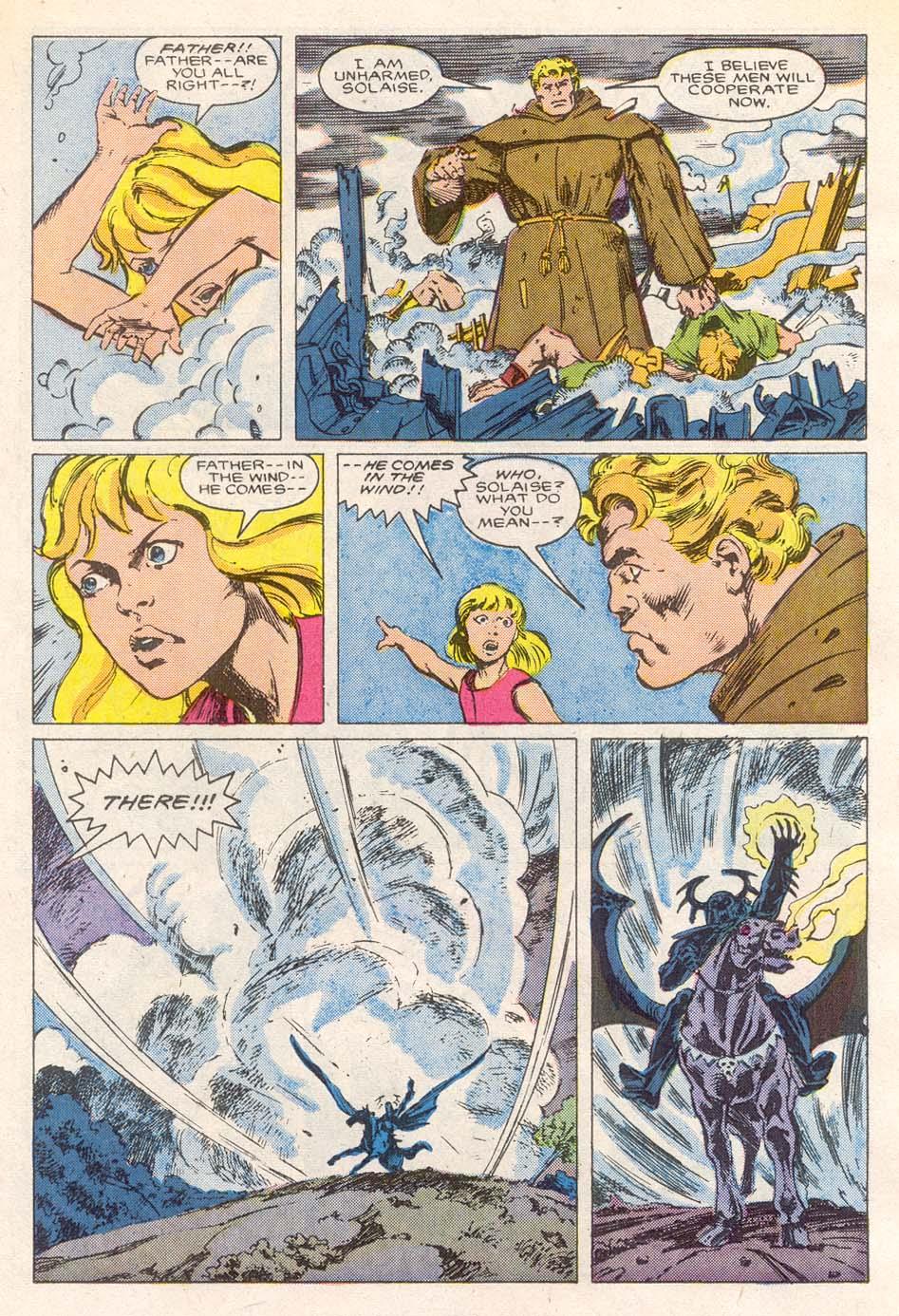 Conan the Barbarian (1970) Issue #193 #205 - English 12