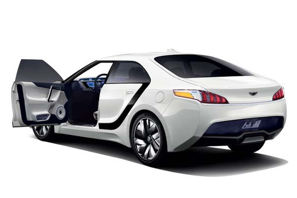 Hyundai Blue2 Sedan Concept